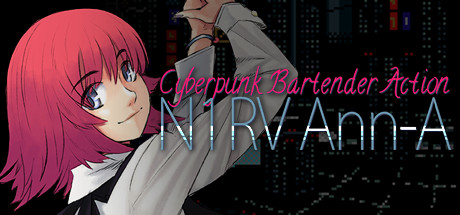 View N1RV Ann-A: Cyberpunk Bartender Action on IsThereAnyDeal
