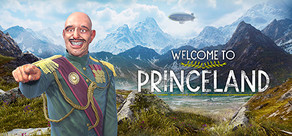 Welcome to Princeland cover art