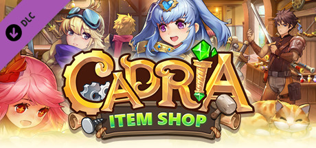 Cadria Item Shop - Blessing of Gods