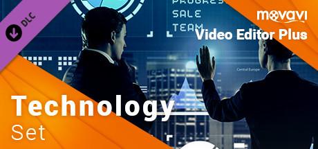 Купить Movavi Video Editor Plus - Technology Set (DLC)