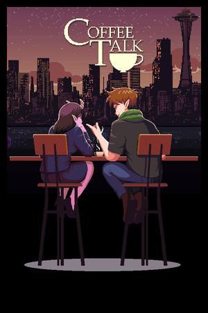 Coffee Talk poster image on Steam Backlog