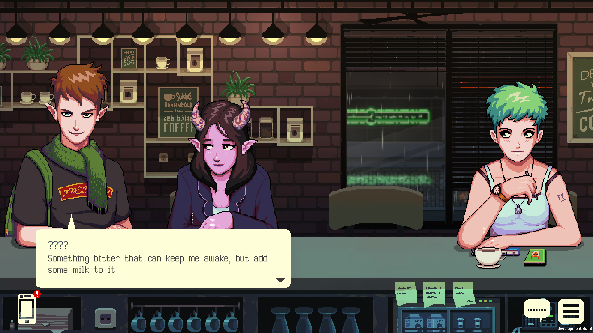 Who is ct on the challenge dating simulator game