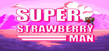 Super Strawberry Man cover art