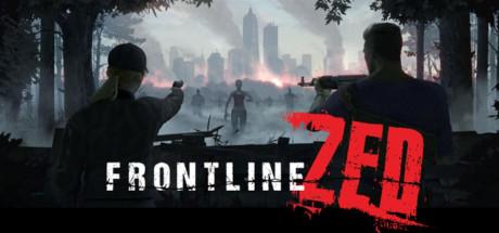 Frontline Zed [PT-BR] Capa