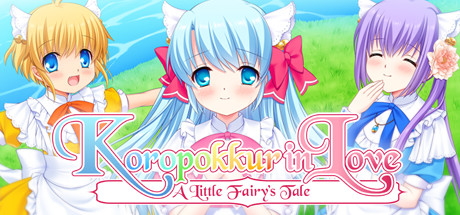 Koropokkur in Love ~A Little Fairy's Tale~