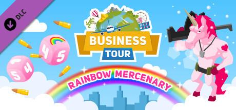 Business tour. Crazy Heroes: Rainbow mercenary