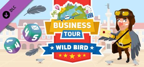 Business tour. Crazy Heroes: Wild bird