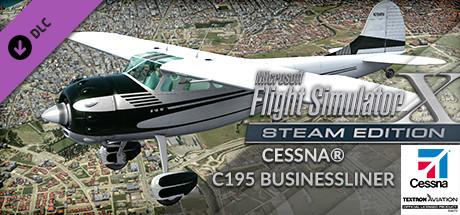 FSX Steam Edition: Cessna® C195 Businessliner Add-On