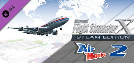 Купить FSX Steam Edition: Air Hauler 2 Add-On (DLC)