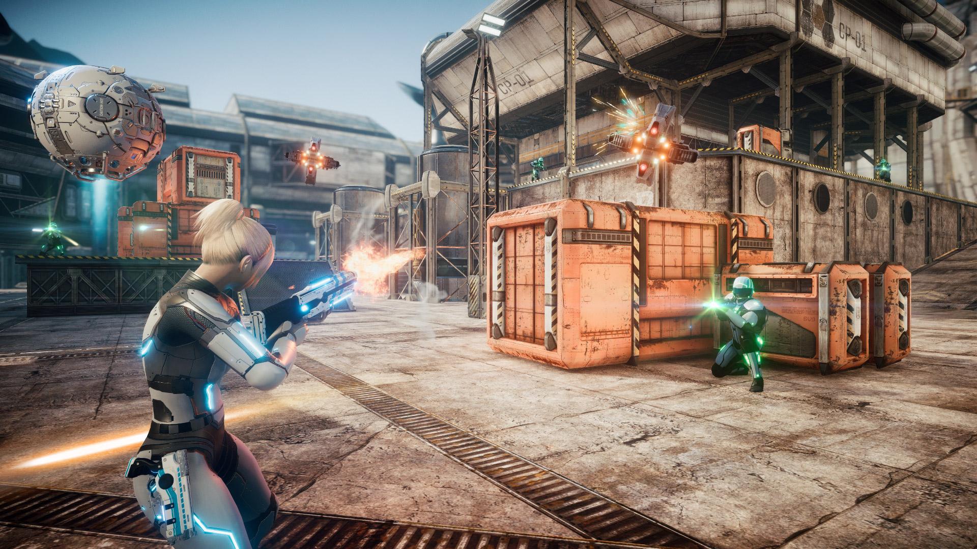 Everreach: Project Eden en Steam