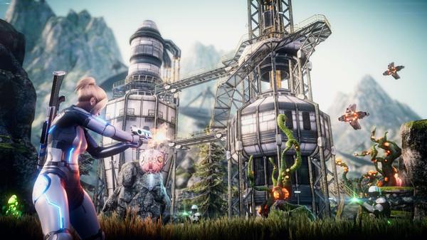 Everreach: Project Eden