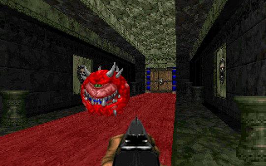Скриншот из Master Levels for DOOM II