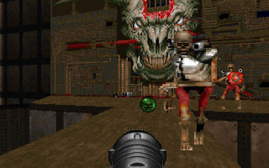 Master Levels for Doom II 3