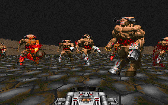 Master Levels for Doom II 0
