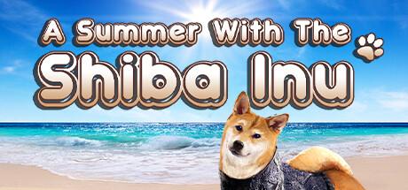 Купить A Summer with the Shiba Inu