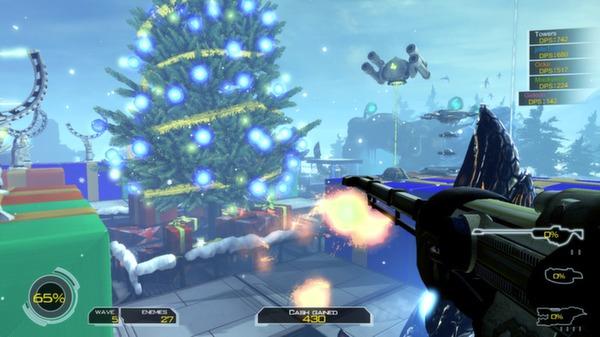 Sanctum: X-Mas Carnage (Free DLC)