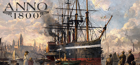Anno 1800 on Steam Backlog