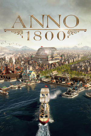 Anno 1800 poster image on Steam Backlog