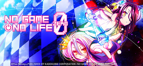 No Game, No Life Zero : Japanese Audio with English Subtitles