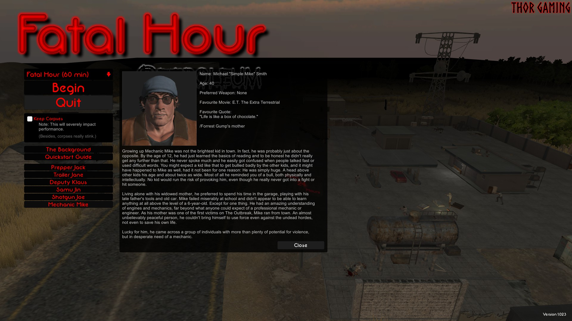 Fatal Hour: Petroleum