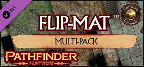 Fantasy Grounds - Pathfinder Playtest Map Pack (PFRPG)
