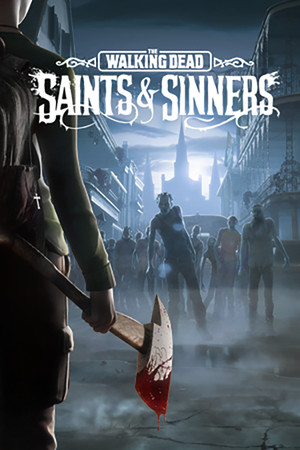 The Walking Dead: Saints & Sinners poster image on Steam Backlog