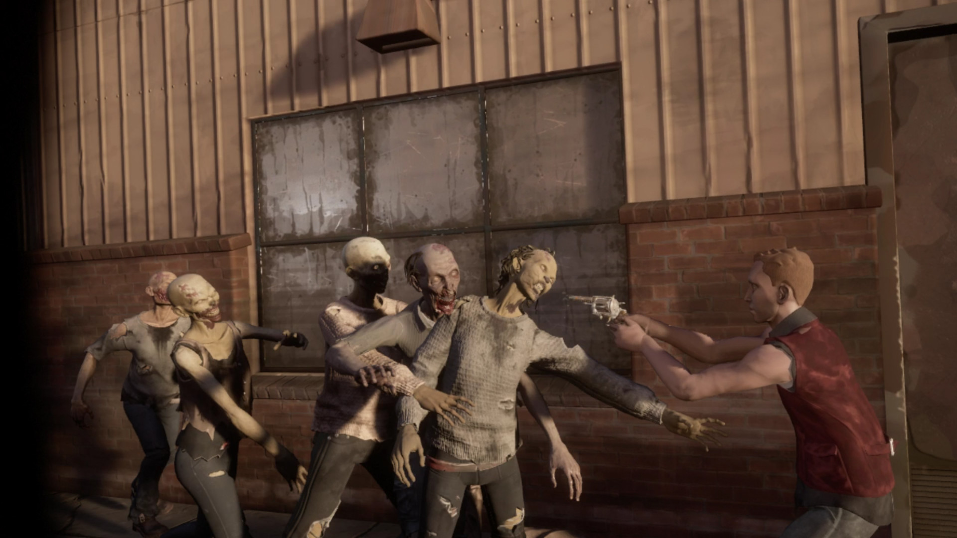 The Walking Dead: Saints & Sinners 3DM Download