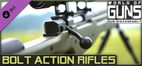 World of Guns: Bolt Action Rifles Pack #1