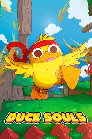 Duck Souls poster image on Steam Backlog