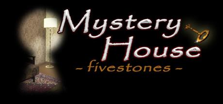 MysteryHouse-fivestones- cover art