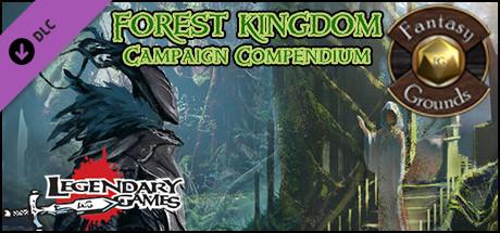 Купить Fantasy Grounds - Forest Kingdom Campaign Compendium (5E) (DLC)