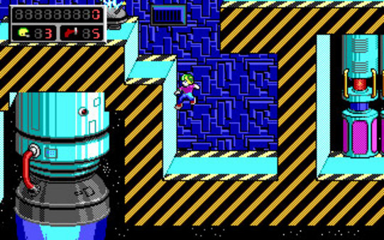 Скриншот из Commander Keen Complete Pack