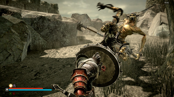Animus Stand Alone ScreenShot 1