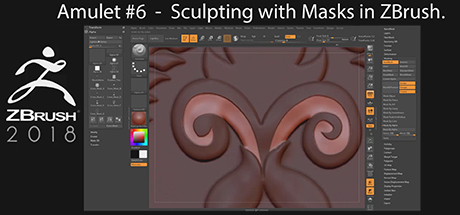Intro to Prop Sculpting and Texturing: Sculpting with Masks in
