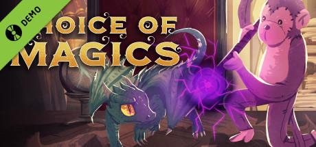 Choice of Magics Demo