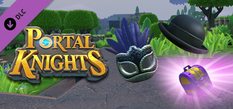 Portal Knights - Box of Fantastic Headwear
