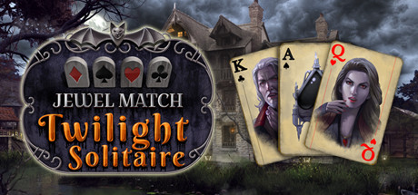 Jewel Match Twilight Solitaire cover art