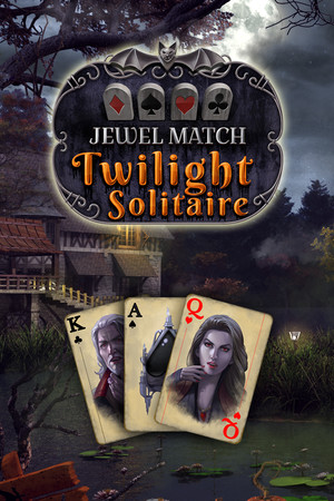 Jewel Match Twilight Solitaire poster image on Steam Backlog