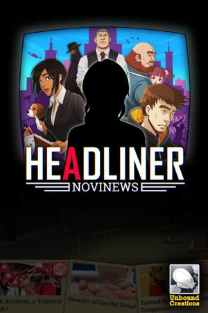 Headliner: NoviNews poster image on Steam Backlog