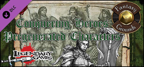 Fantasy Grounds - Conquering Heroes (PFRPG)