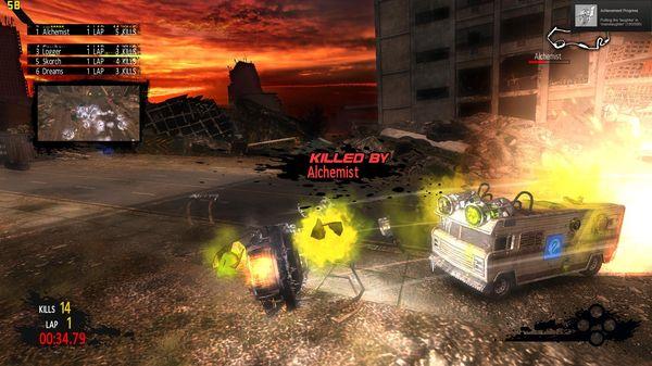 Post Apocalyptic Mayhem 7