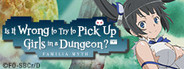 Is It Wrong to Try to Pick Up Girls in a Dungeon? : Japanese Audio with English Subtitles