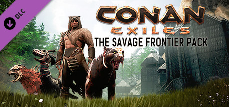 Conan Exiles - The Savage Frontier Pack on Steam