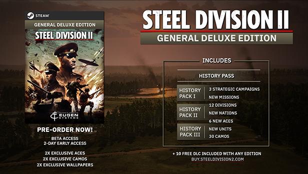 Steel Division 2 on Steam