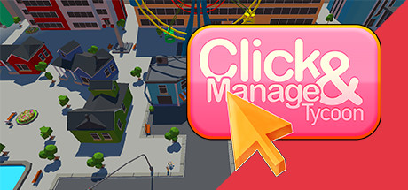 Click and Manage Tycoon