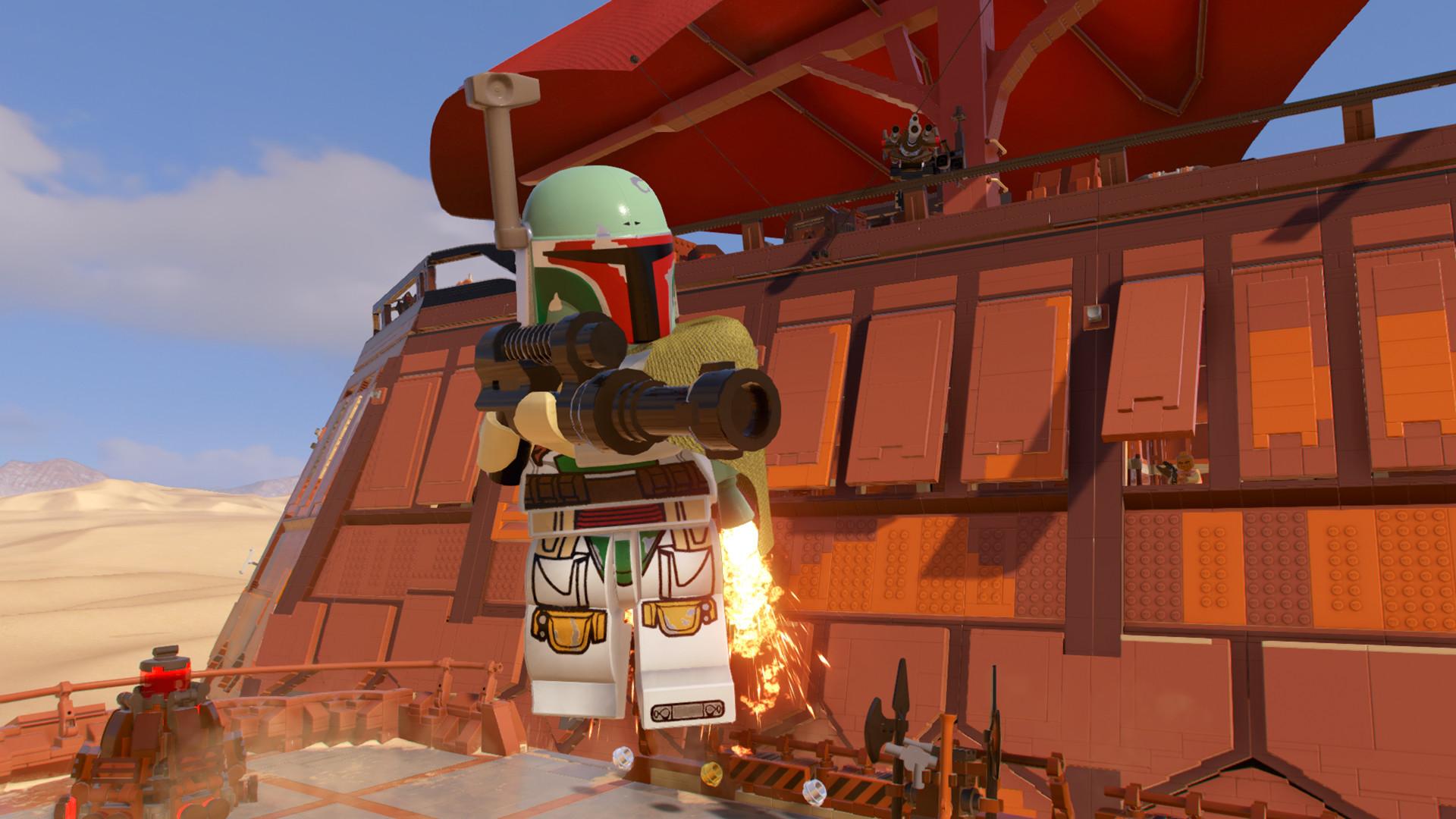 Lego Star Wars: The Skywalker Saga Cover Art Revealed