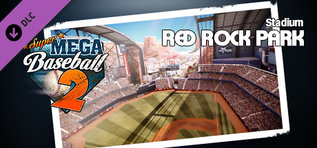 Super Mega Baseball 2 - Red Rock Park