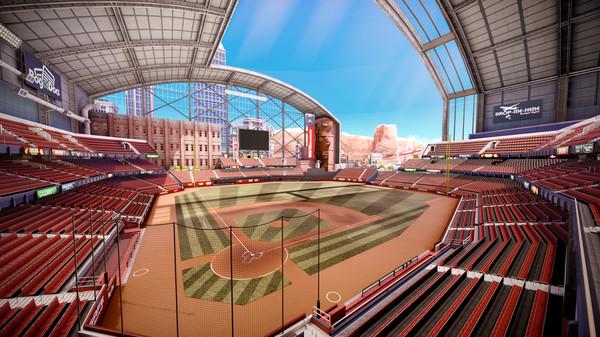 Super Mega Baseball 2 - Red Rock Park