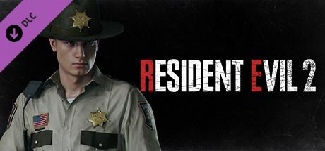 RESIDENT EVIL 2 - Leon Costume: Arklay Sheriff
