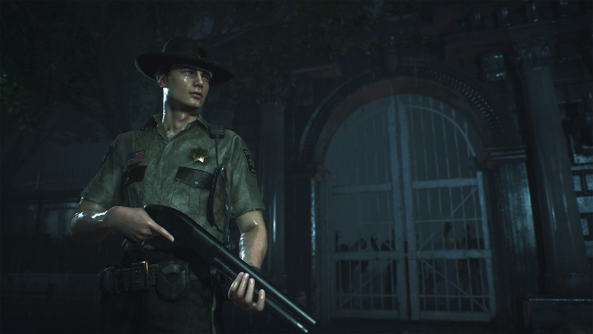 Resident Evil 2 Leon Costume Arklay Sheriff On Steam